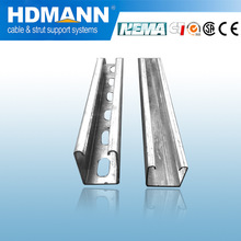 stainless steel strut channel (UL, cUL, CE, IEC SGS)