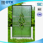 Cheap High Quality decorative door glass inserts