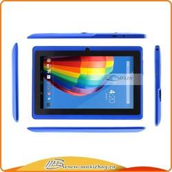 bulk stock cheap 7 inch tablet dual core tablet pc for spain market