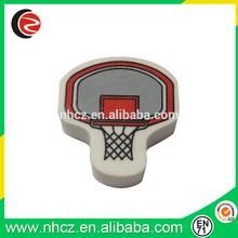 Basketball Hoop Shape Eraser
