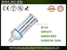 360 beam angle cool white ip64 LED corn light for garden light fixture