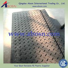 HDPE plastic access mats &portable roadways