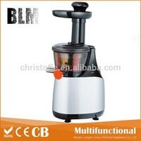 2015 New design small kitchen appliances wholesale orange juice squeezing machine