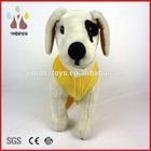 Plush dog toy wholesale cute dog with dress