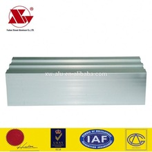 Good quality 6063 alloy aluminium for shower room extruded tubes