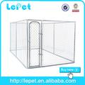 Al aire libre pesado- obligación de gran tamaño de la jaula del perro( alibaba china)