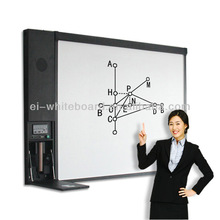 Wall mounted excellent quality portable interactive whiteboard, provide module and ODM
