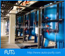 water soften process equipment