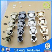 B-080# luggage bag clasps lock magnetic locks for bracelets