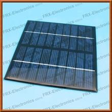 9V 2W 115mm x 115mm Solar Panel