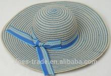 wide brim beach new design straw hat