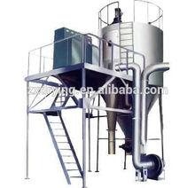 Chromium - iron oxides spray dryer