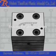 Custom WPC Wood Plastic Baseboard Mold/Door frame Mold
