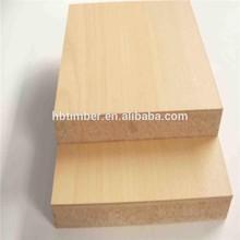 import bulk raw mdf plain for furniture