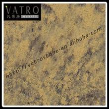 Vatro New Color Yellow Marble Quartz Stone Countertop Wholesale
