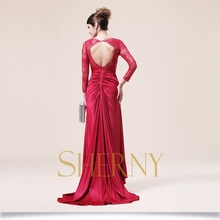 Sherny Bridals Hot Sale Factory Price Vintage Style Mother Of The Bride Dress