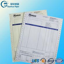 hot sale 2 ply ncr paper/computer print copy paper