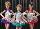2015 flower skirt- stunning leotard pelum frock design for girl baby -ballet party dance tutu