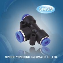 Standard top quality factory direct straight male tube fittings