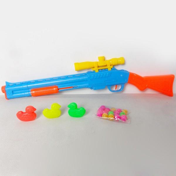 Ping-Pong ball shooting gun toy