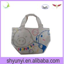 Wholesale canvas shopping bag,tote bag