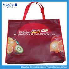 Hot sale laminated custom shopping bag pattern