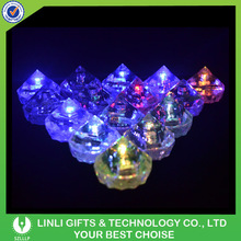 Supplies Event & Party Festive LED Glow Lighted Ice Cube, Colorful Lighted Ice Cube For Wine Show As Gifts