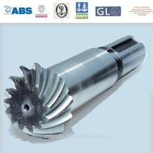 precision spiral bevel gears