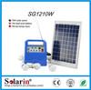 Energy saving high power solar panel kits for home grid system