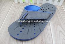 2015 men leather casual sandals eva comfort flip flop cheap eva men slippers