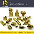 brass cnc customized machining spare parts