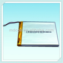 Lithium titanate battery Rechargeable for Tablet PC with CE