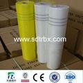 75-160g/m2 rejilla de fibra de vidrio de yeso/de fibra de vidrio de malla de alambre( ying colgar yuan)