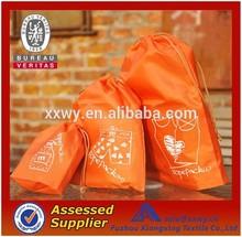 polyester drawstring bag/polyester bag/drawstring backpack