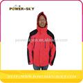 пользовательские муёских зимние лыжные куртка производителя