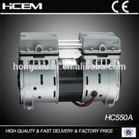 Silent little mute oil free compressor/compression equipment voltage 110 v to 220 v