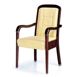 name brand office furniture modern conference chair design wooden frame IH252