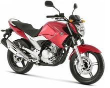 Genuine Yamaha Motorcycles Street YS 250 (Fazer)