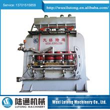 hot salling melamine lamination machine manufacture/molded door hot press machine