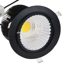 Korea Lumiere super bright power dimmable 30w cob led downlight