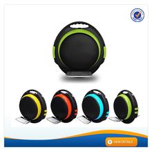 AWE021 Fashion Design Bluetooth Speaker Self Balancing Scooter Electric