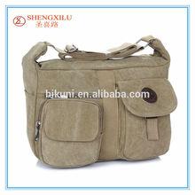 Multifunction messenger bag camping and hiking bags men cool shoulder bags