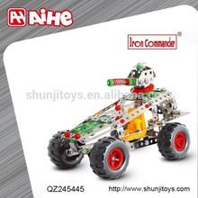 Shantou City connecting link toys, educational building blocks ,diy metal toys