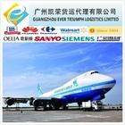 Door to door cargo service from China to Pakistan