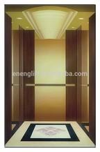 China new design popular cabin wall passenger lift