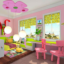 new design lovely pink hanging pendant light kids decorative ceiling light