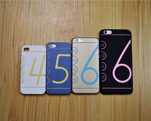 New arrival plastic pc case for iPhone 6 , for iPhone 6 cover case , For apple iphone5 Phone Accessories
