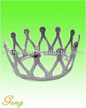 Hot Sale Fashion Forzen Cheap Beauty Pageant Tiaras For Hair Accessories