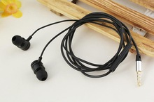 2015 Funky gifts wired silicone in ear earphones with rubber cover