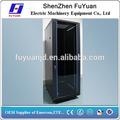 Porta ventilada rede gabinete/equipamentos de rede de gabinete/19 polegadas gabinete rack